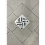 podlahová vpusť ECOSTEP