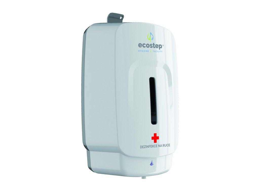 Bezdotykový dávkovač dezinfekcie S3 - biely