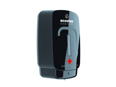 ECOSTEP S3 dávkovač čierny