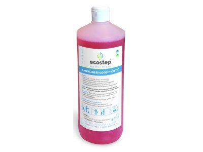 Biologický sanitárny čistič 1l